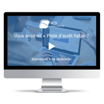 Webinaire Piste d'Audit Fiable