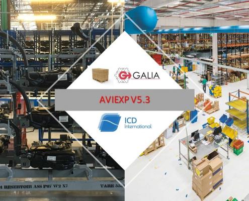 GALIA améliore la traçabilité des flux d'emballages !
